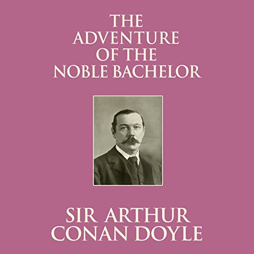 The Adventure of the Noble Bachelor copertina