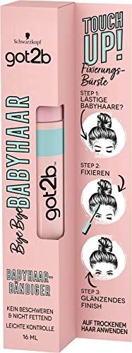 got2b Schwarzkopf Haar-Finishing-Stick Bye Bye Babyhaar Bürste, 1er Pack (1 x 16 ml)