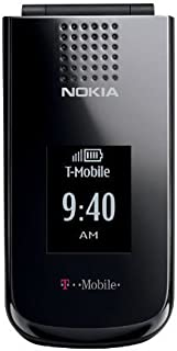 Nokia 2720 Fold Unlocked Phone With 1.3mp Camera, Bluetooth and Speakerphone(Black)