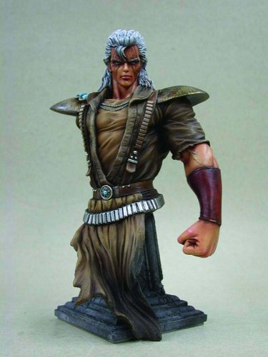 Fist of the North Star: Shew (Repainted) Mini-Bust