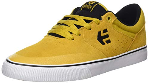 Etnies Marana Vulc, Zapatillas de Skateboard Unisex Adulto, Amarillo (700/Yellow 700), 36.5 EU