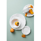 Glenna Dinner Plate | Anthropologie