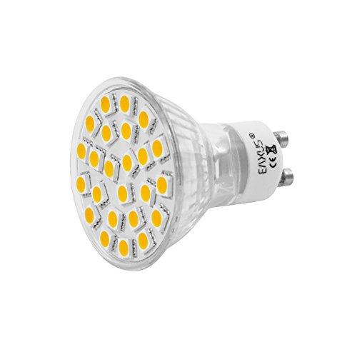 Eaxus Luz led GU10, 3.5 W, Paquete individual