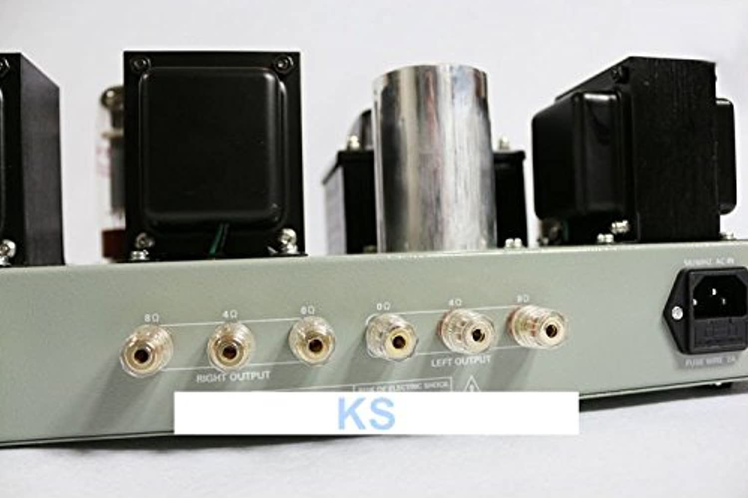 KOHSTAR HIFI EXQUIS Manufacturer new 6n9p(6SL7) 6p3p(6L6) Tube amps Handmade Scaffolding finished product advanced amplifier