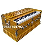 PAL MUSIC HOUSE ®Harmonium 440Hz Extra Height Long Sustain Sound Yoga Bhajan Kirtan