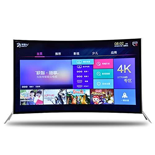 Tasha Smart TV De 32 Pulgadas con WiFi, Smart TV LED con Dispositivo Compatible, Proyección De Teléfono Móvil, Entrada De Video/PPT USB2.0, Foto, como Monitor De Computadora