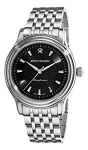 Revue Thommen Men's 12200.213400000001 Automatic Classic Analog Display Swiss Automatic Silver Watch image