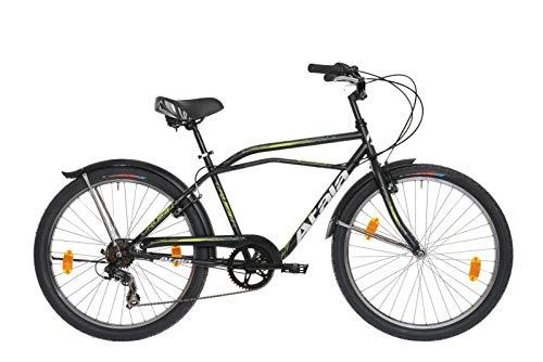 Atala Bici Bicicletta Cruiser 6V Ruota 26' Urban Style da Passeggio 2019