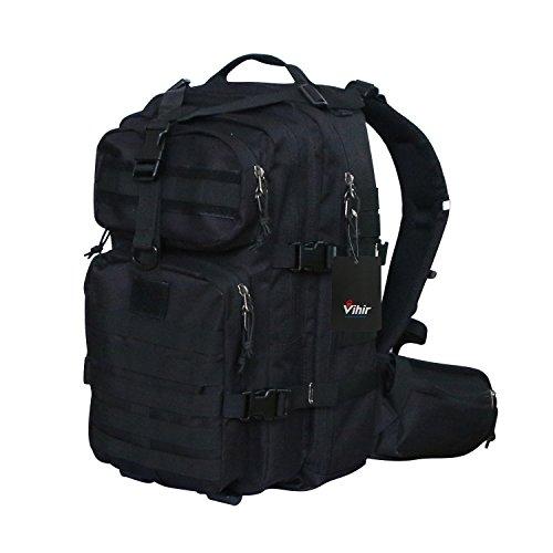 2. Vihir 40L Militar Mochila Táctica - Una de las mejores mochilas de 40 litro