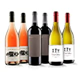 Ultimate Red, White & Rose Wine Case - 6 Bottles (