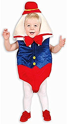 Charades Costume - Humpty Dumpty-2-4T by Charades