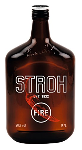 Stroh FIRE Chili Spiced Liqueur Limited Edition 20% - 700 ml