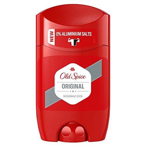 Old Spice Original Deodorant Stick, 50ml, ohne Aluminium für Männer, Männer Deo mit Langanhaltendem Duft