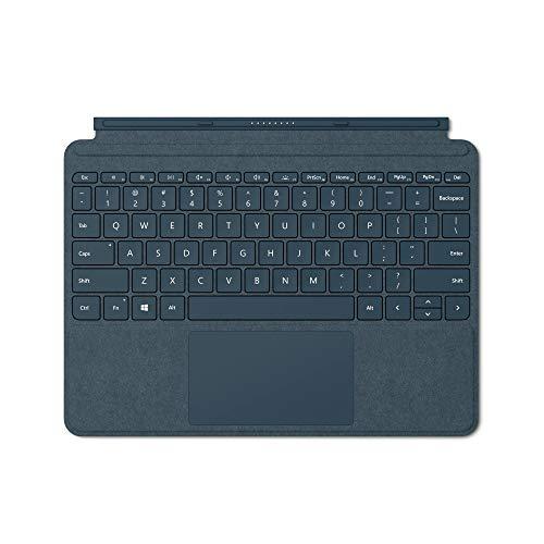 Microsoft Surface Go Signature Type Cover Tastiera per Surface Go, Blu (Cobalt Blue)