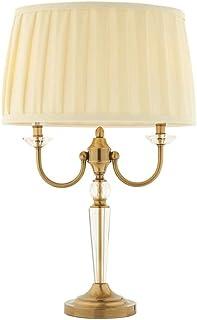Diaod Creative Petite Lampe de Bureau Chambre à Coucher de Chevet Moderne Moderne Lampe de Chevet Moderne Chapeau d'or Per...
