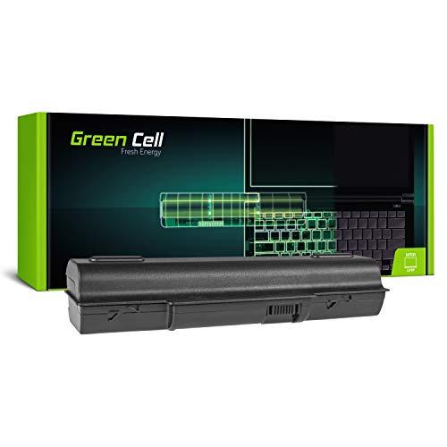 Green Cell® Extended Serie Laptop Akku für eMachines D725 E430 E525 E527 E625 E627 E725 G430 G525 G625 G630 G725 (9 Zellen 6600mAh 10.8V Schwarz)