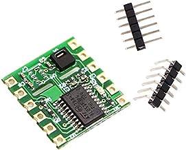 SNOWINSPRING MóDulo de Sensor de Temperatura y Humedad STM8L051F3, con Sensor de MedicióN de Chips Serie SHT20