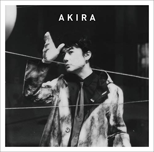 AKIRA (通常盤)(1CD)(特典:ナシ) - 福山雅治