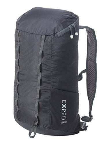 Exped Summit Lite 25L Hiking Backpack One Size Black