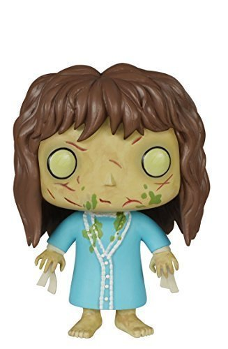 Funko Pop Movie 3 3/4 Inch The Exorcist Action Figure Dolls Toys by Pop Toys