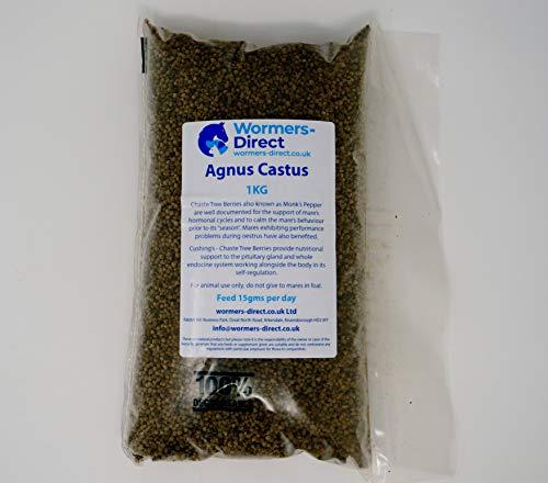 wormers-direct.co.uk Agnus Castus For Horses 1kg