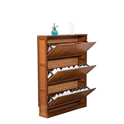 Fuerte Simple Zapatero for el hogar Conjunto Que Ahorra Espacio en un Armario de Zapatos de múltiples Capas Almacenamiento en casa