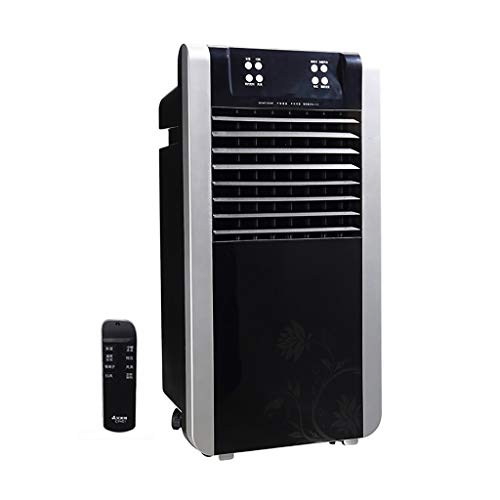 XPfj Argoclima Relax Cool Form Refrigeratore Senza Tubo,condizionatore Condizionatore d'Aria Fredda Calda Oscillazione Automatica delle Alette Verticali Cool Air 4 in 1 Climatizzatore