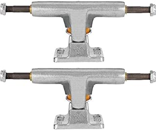 Independent T-Hanger Silver Skateboard Trucks - 109mm Hanger 6.9