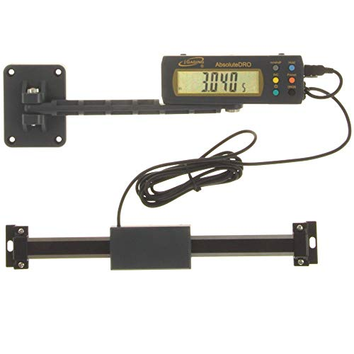 iGaging 6' Absolute Digital Readout DRO Stainless Steel Super High Accuracy w/Remote Reading