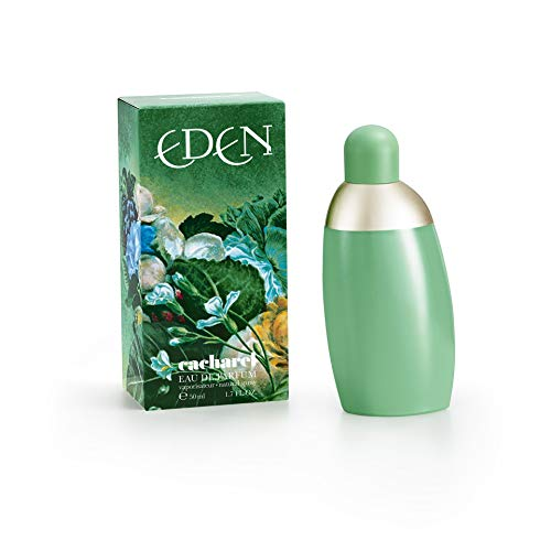 Cacharel Eden, Agua de tocador para mujeres - 50 ml.
