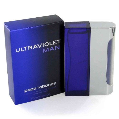 Paco Rabanne Ultraviolet Man Edt Spray 100ml