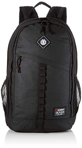 Element Herren Jaywalker Rucksack, Schwarz (Flint Negro), 15 centimeters
