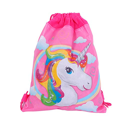 Mochila Infantil Niña Unicornio - Bolsas Escolares