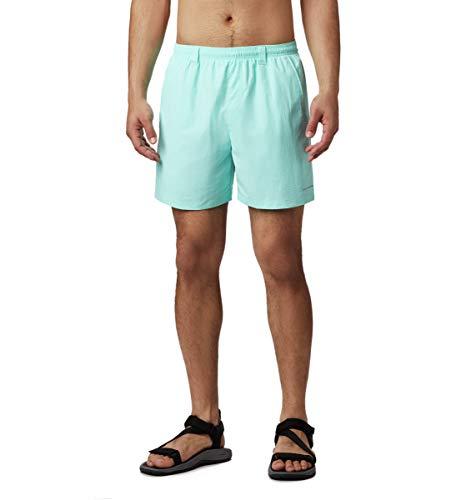 Columbia Herren Men's PFG Backcast III Water Big athletische Shorts, Gulf Stream, 1X x 8