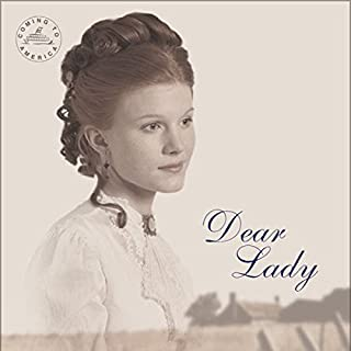 Dear Lady audiobook cover art