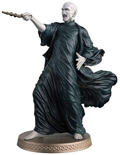 Eaglemoss Estatua Voldemort, Multicolor (1)