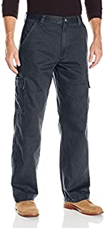 Wrangler Authentics Men's Classic Twill Relaxed Fit Cargo...