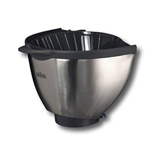 Braun Filtereinsatz KF600 schwarz/metall