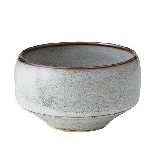 西海陶器 抹茶碗 白柚子 11.5cm 波佐見焼 haku 碗 18173