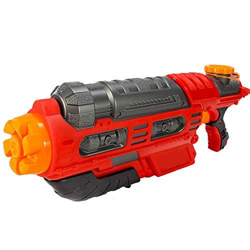GEEFSU-Große Kapazität 2000Ml Wasserpistole Hohe Reichweite 12 M Weg Wasserpistolen Squirt Guns Up Outdoor-Beach Garden Spielzeug Wasser Kampf Spielzeug Für Kinder Erwachsene