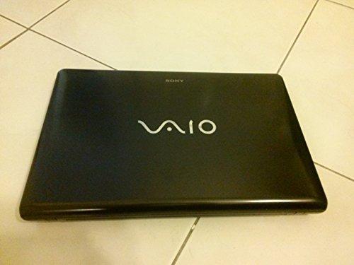 Sony VAIO VPCEE23FX/BI 15.5' Notebook, AMD Athlon II Dual-Core P320 (2.1Ghz), 4GB (2GB x 2) DDR3 Memory, 320GB HDD, DVD±R DL / ±RW / -RAM, ATI Mobility Radeon HD 4250, Atheros 802.11b/g/n, Windows 7 Home 64-bit (Matte Black)