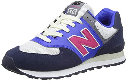 New Balance Herren 574 ML574MC2 Medium Sneaker, Blue (Navy MC2), 44 EU