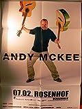 Andy Mickee - Osnabrück 2014 - Veranstaltungs-Poster A1-37