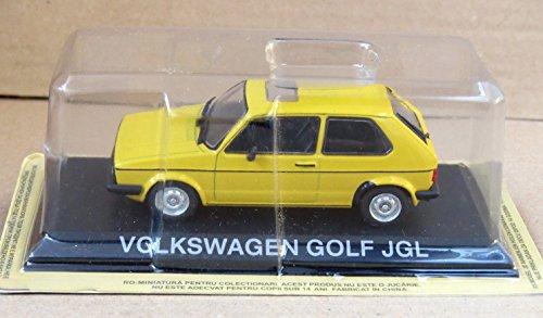 Unbekannt 1:43 Balkan Auto : Golf JGL Miniatur Sammlung 1/43 IXO Legendary Auto B17