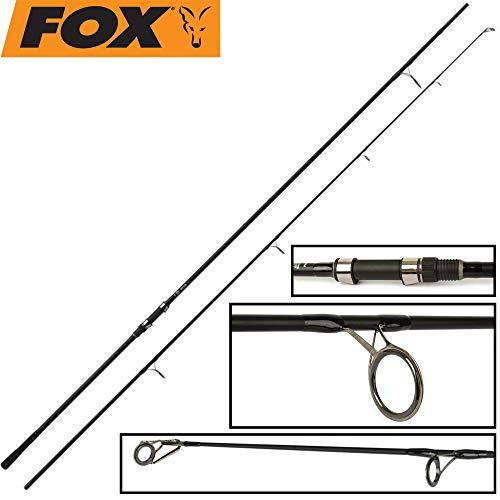 Fox EOS 12ft 5lb spod & marker rod - Karpfenrute zum Anfüttern & Markieren des Angelplatzes, Angelrute zum Karpfenangeln