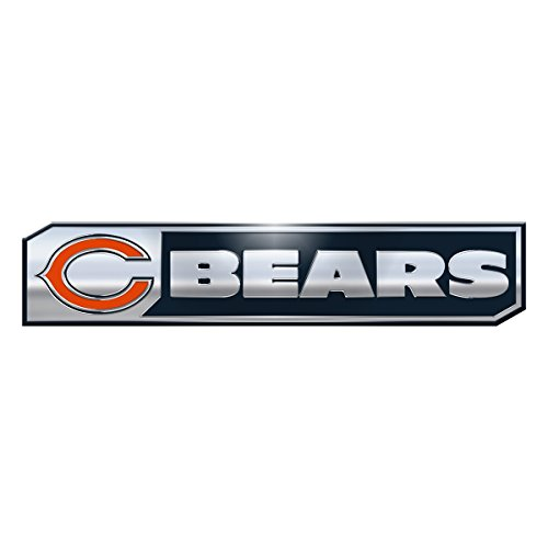 chicago bears car emblem - 7