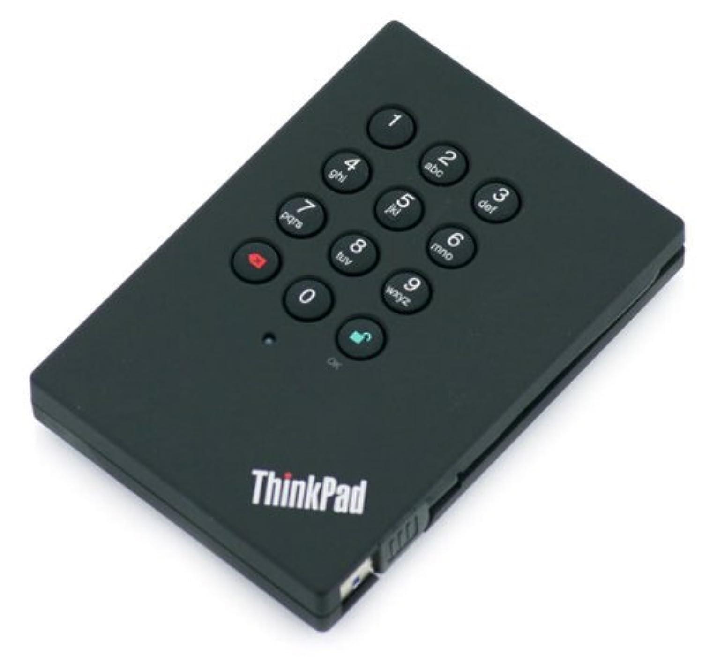 競争カナダ合体LENOVO 500GB HDD SECURE 3.0 USB