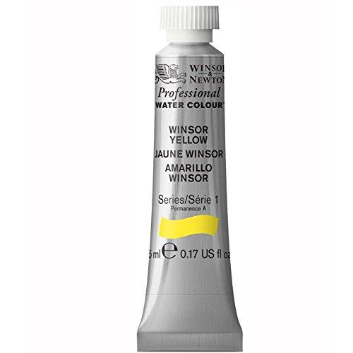 Winsor & Newton Professional Water Colour - Winsor Yellow - 5ml
