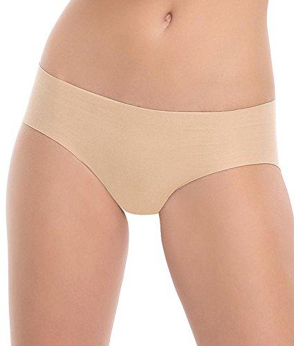 commando Solid Bikini BK01 True Nude MD/LG