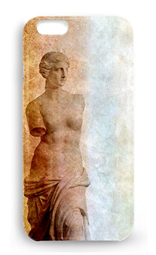 Protector Cristal Templado + Carcasa Venus de Milo Escultura Clasica para Samsung...